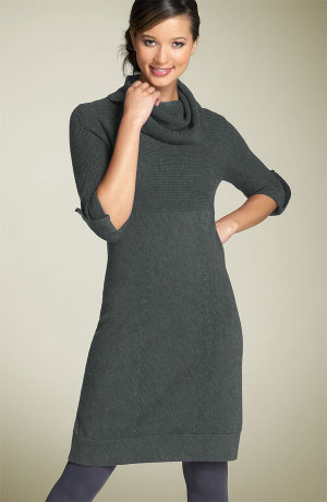 Tahari sweater dress