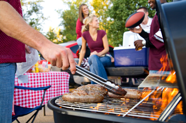 Food safety tips for tailgaters