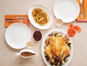 The perfect portions: Thanksgiving dinner for two