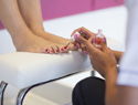 The 9 thoughts every woman has during a pedicure