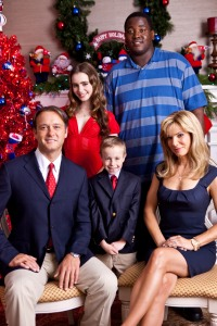 Tim McGraw and Sandra Bullock star in The Blind Side