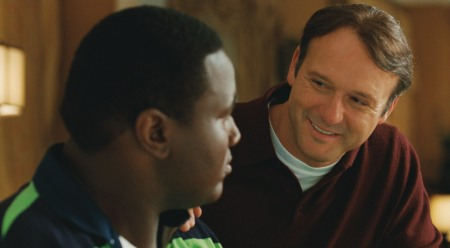 Tim McGraw stars in The Blind Side