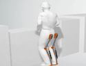 The chairless chair that goes everywhere you do (VIDEO)