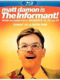 Matt Damon is The Informant