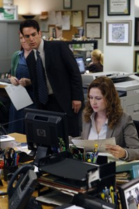 Visiting Pam on The Office