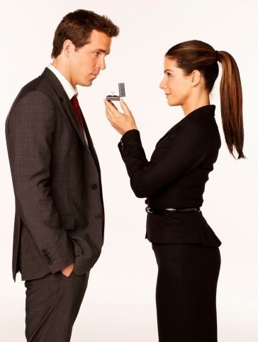 Ryan and Sandra are box office gold in The Proposal