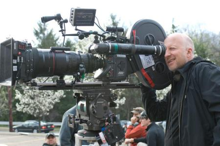 John Hillcoat directs The Road, an early Oscar contender