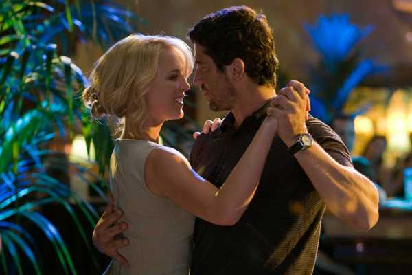 Shall we dance? Heigl and Butler do the Tango in The Ugly Truth