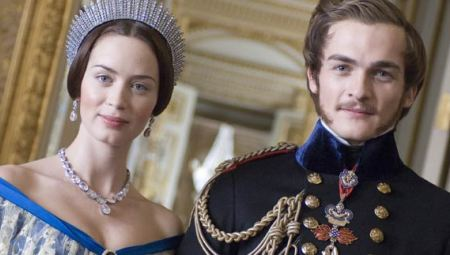 Emily Blunt and Rupert Friend in the astounding The Young Victoria