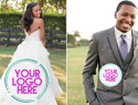 One couple is selling sponsorships to pay for their wedding