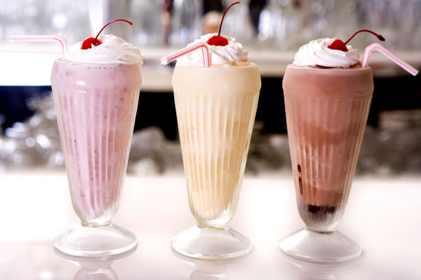 Yum Milkshake Recipes