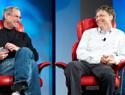 Steve Wozniak and Bill Gates react to Steve Jobs' death