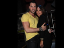 Maksim Chmerkovskiy and Cheryl Burke spotted making out in Vegas