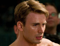 Captain America Chris Evans says he's going bald
