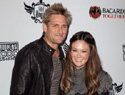 Lindsay Price and Curtis Stone welcome the littlest Top Chef