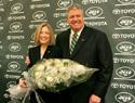 New York Jets coach Rex Ryan in foot fetish scandal