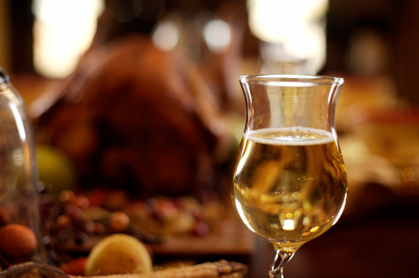 Wine and Turkey