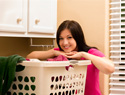 Tips on keeping the laundry room clean and organized
