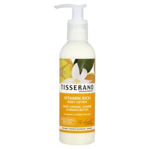 Tisserand Aromatherapy Vitamin Rich Body Lotion