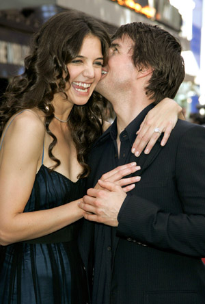 tom cruise and katie holmes engaged