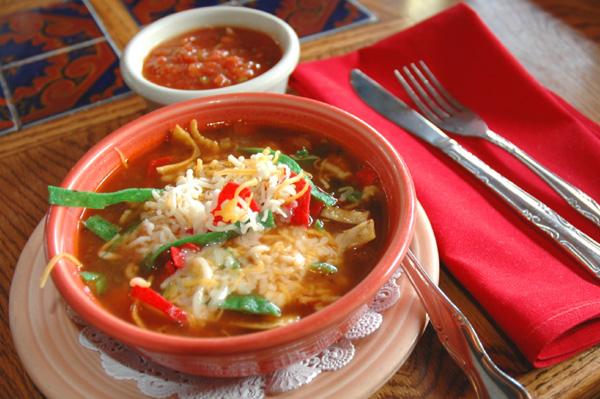 Toritlla Soup