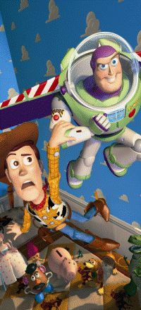 Toy Story is back