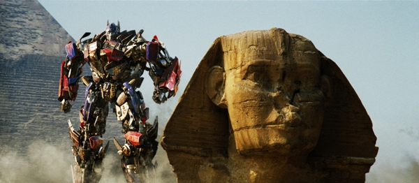 Transformers: Rise of the Fallen is a visual marvel