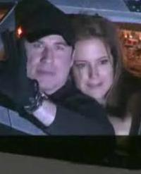 Travolta & Preston head to Haiti