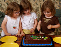 Three party ideas for triplets