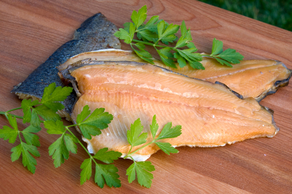 how to cook fillet rainbow trout