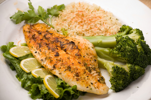 Healthy recipes for weight loss for two with chicken for for Healthy fish recipes