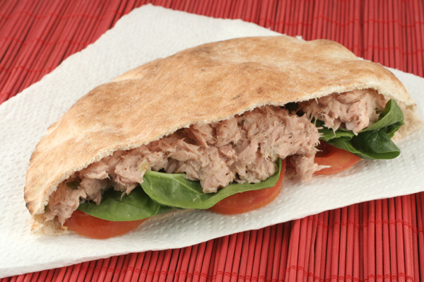Tuna Pita Pocket