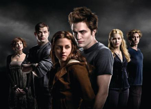 Twilight's cast