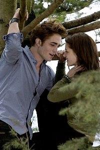 Twilight's Kristen Stewart and Robert Pattinson