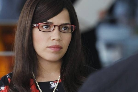 America Ferrera is Ugly Betty and she will be missed