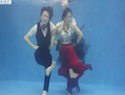 Underwater wedding photos are having a moment (VIDEO)
