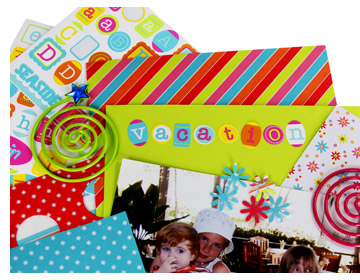 Scrapbooking your vacation
