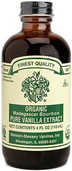 Calling All Bakers: Pure Vanilla Extract 