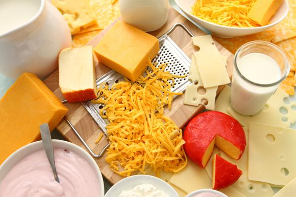 Dairy recipes & health benefits