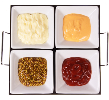 Various Condiments