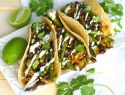 You won't miss the meat in these loaded vegan tacos