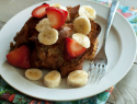 Vegan Overnight French Toast That'll End All Your Breakfast Struggles