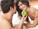 Vegetarians make better lovers