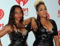 VIDEO: TLC starts a boob war with Rihanna