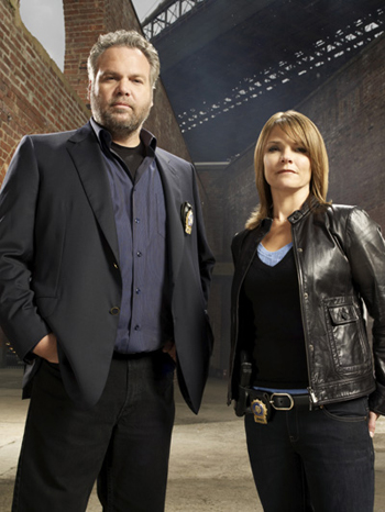 Law and Order's team to beat