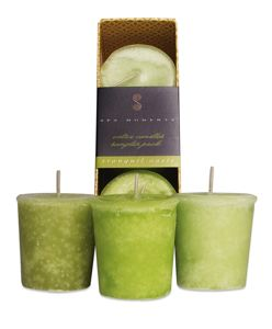 Spa Moments Tranquil Oasis Votives