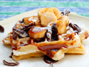 Waffle recipes for every meal
