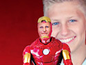 Walmart unveils awesome 3-D Marvel printing — for boys only