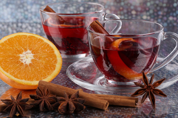 Warm Holiday Punch