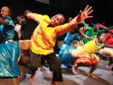 Watoto Children's Choir shares message of hope